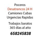 ATASCOS DESATRANCOS URGENTES 24 HORAS - foto
