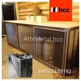 Muebles a medida en  Arte Metal. Hierro - foto