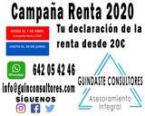 Declaracion de la Renta 2020 - foto