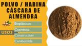 POLVO / HARINA CÁSCARA DE ALMENDRA - foto