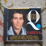 CD JOAQUÍN SABINA, QUERIDO SABINA