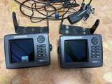 LOWRANCE HDS5.  SONDA PLOTTER GPS - foto