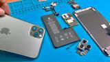 Iphone 12 11 10 X 8 7 6 reparar pantalla - foto