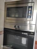 horno y microondas. - foto