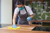 Se busca trabajo de limpieza o cuidadora - foto