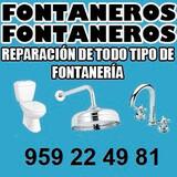 FONTANEROS HUELVA 959224981 - foto