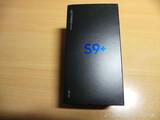 SAMSUNG GALAXY S9 + NOTE