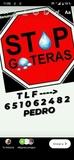 STOP GOTERAS.. TLFN: 651-06-24-82 PEDRO - foto