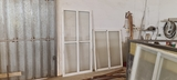 3 ventanas aluminio. - foto