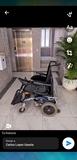 silla rueda eléctrica INVACARE DRAGON - foto
