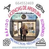 Proyectos tÉcnicos - licencia apertura - foto