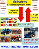 MINI TRACTORES EN BUEN ESTADO - MINITRACTORES DE OCASIÓN - foto