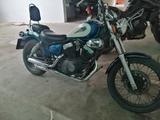 YAMAHA - VIRAGO 125CC,  XV VIRAGO - foto