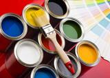 Trabajos de pintura - foto
