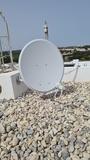 técnico de antenas - foto