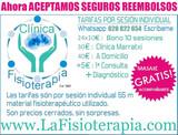 Clinica Fisioterapia P. Moreno Promoción - foto