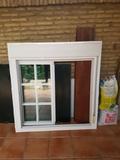 ventana aluminio y climalit - foto