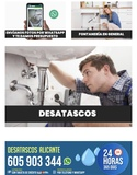 Desatascos Grupo Arcre - foto
