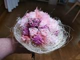 ramos de novia preservados - foto