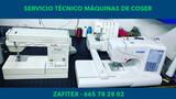 Servicio técnico máquinas de coser - foto