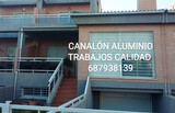 CANALON DE ALUMINIO SAN JAVIER CARTAGENA - foto