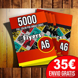 Nuestra oferta, tus flyers - foto