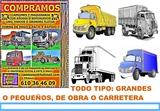 COMPRAMOS CAMIONES DE TODO TIPO - foto