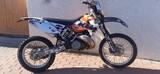 KTM - EXC 300  2 TIEMPOS - foto