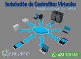 Instalación de Centralitas Virtuales - foto