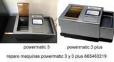 powermatic 3 y 3 plus. - foto