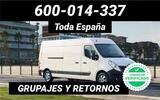 Transportes baratos a toda España. - foto