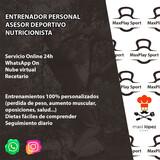 Entrenador personal/ Dietista/ Nutrición - foto