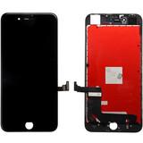 Pantalla tactil+ lcd iphone 8 plus negra - foto