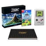 Zelda link\'s awakening Edición Limita - foto