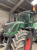Servicios agricolas,tractor al enganche - foto