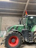 Servicios agricolas, tractor al enganche - foto