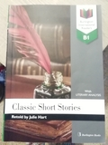 CLASSIC SHORT STORIES,  BURLINGTON BOOKS - foto