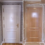 Lacado de puertas y muebles! - foto