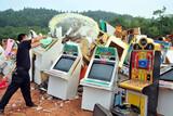 compro arcades , tragaperras , billares  - foto