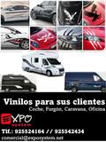 Vinilo personalizado Vehículos - foto