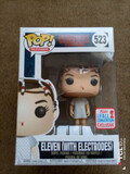 Funko Pop Eleven with electrodes fall c. - foto