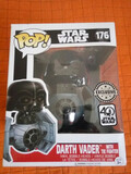 Funko Pop Dart Vader tie fighter - foto