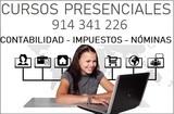 CURSO NOMINAS PRESENCIAL MADRID 25 MAYO - foto