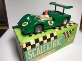 Scalextric Chaparral Verde Exin Ref C-40 - foto