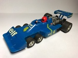 Scalextric Tyrell P34 Azul Exin Ref 4054 - foto