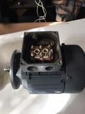 Motor y reductora de máquina de hielo - foto