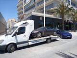Transporte de coches - foto