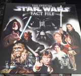 THE OFFICIAL STAR WARS FACT FILE - foto