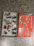 Set figuras decoración slot MRRC Ref. 50 - foto