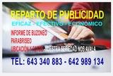 CHICO AUTÓNOMO REPARTIDOR DE PUBLICIDAD - foto
